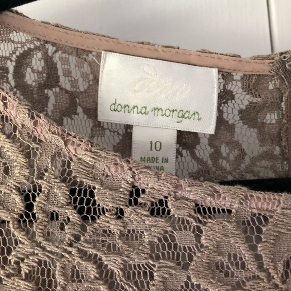 Donna Morgan Dresses & Skirts - Donna Morgan Lace Dress